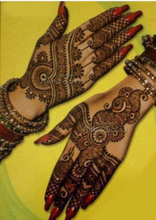 Wedding Mehandi Designs 2014 2015 For Eid Specially 5 Mehndi