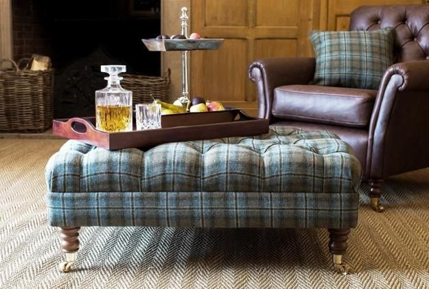 home decorating fabrics and modern wallpaper with tartan plaid designs
