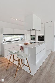 Atlas Oktawia - zdjęcie od Atlas Studio white | kitchen | modern | scandi | wood |white interior