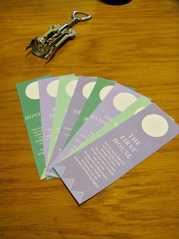 Wedding Gift Wine Tags : Wine Basket Bridal Shower Gift + Printable Poem Gift Tags Wine ...