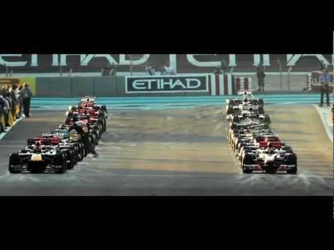 Cool F1 video