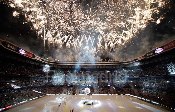 Celebracion!! REAL MADRID CAMPEONES