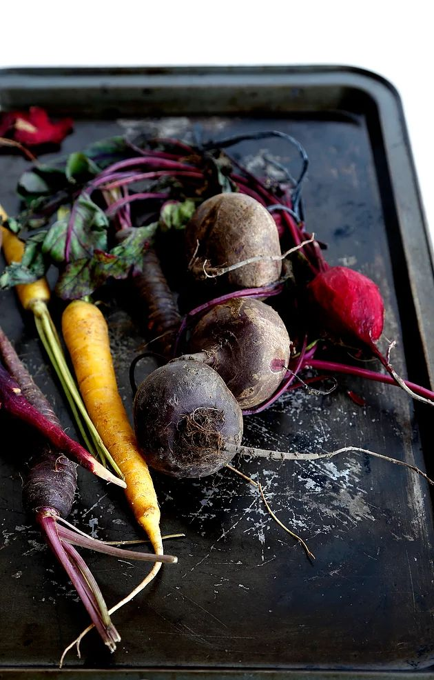 Beauty of the Beet recipe using NOMU products!