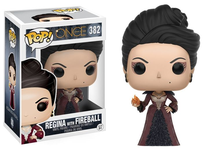 Pop! TV: Once Upon A Time - Regina with Fireball