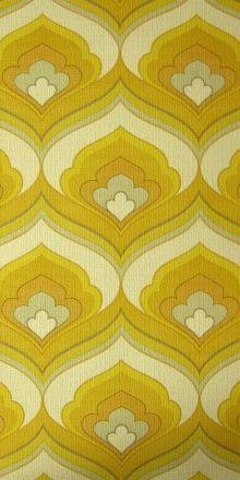 vintage wallpaper  Bianca Barrett onto For the Home