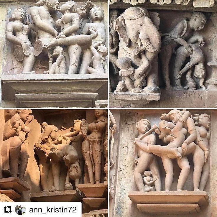 Kama Sutra. #reiseblogger #reisetips #reiseliv  #Repost @ann_kristin72 with @repostapp  Khajuraho (en natt der for et par dager siden elendig internett...) Der besøkte vi noen templer med erotiske motiv/kama sutra..... #khajuraho #khajurahotemples #kamasutra #temple #india #yatraexoticroutes #reiseradet #sourcedadventures #visitindia #incredibleindia #exotic #exploreindia #exploreasia #visitasia #seethroughmyeyes #seethroughmylens
