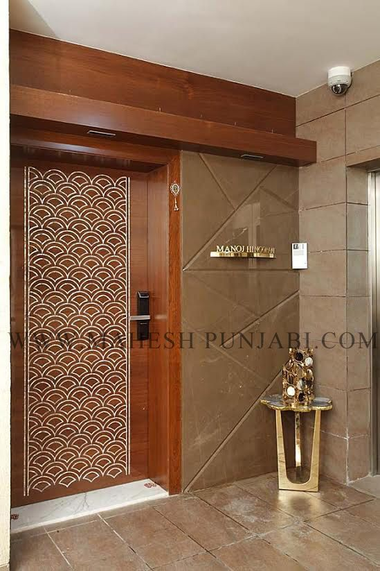 Foyer Interior Pune : Residential duplex kalyani nagar pune master suite