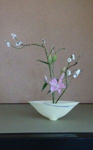 Japon Sanat Merkezi - ikebana, flower arrangements, flowers,生け花 アート,生け花 , flowers