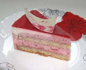 Через тернии к тортам: Клубнично-йогуртовый торт