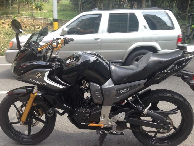 Yamaha Fazer FZ 16 Modelo 2012 Motos Venta en medellin - PRESTAYA