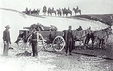 """Wounded Knee Battle - Dec. 1890. Close to 300 men, women and children of the Lakota  were killed by the US Cavalry. This battle is generally considered the last battle in the """"Indian Wars""""."""