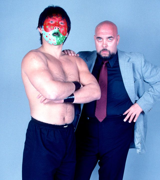The Great Muta with Gary Hart