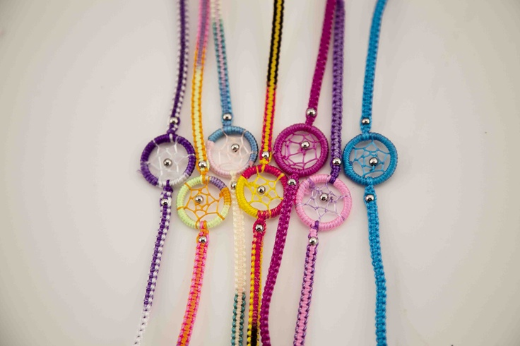 Dream Catcher Bracelets: Camps Ideas, Dream Catcher Bracelet, Catcher Bracelets Repin, Dream Catchers, Bracelets Repin By Pinterest, Fun Ideas, Summer, Dreams Catcher Bracelets, Diy