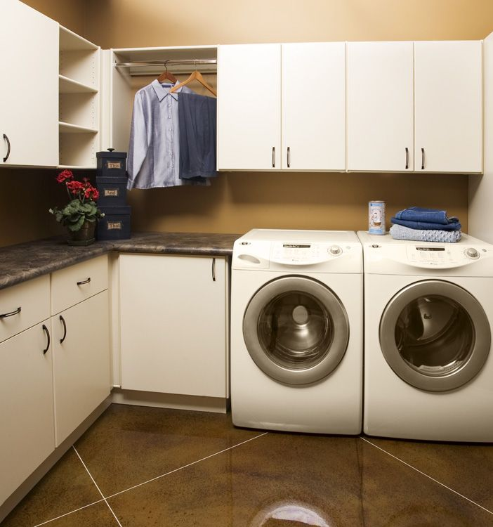 Exceptional Classic White Laundry Room By Classy Closets. For More Photos Of Our Custom  Laundry Rooms