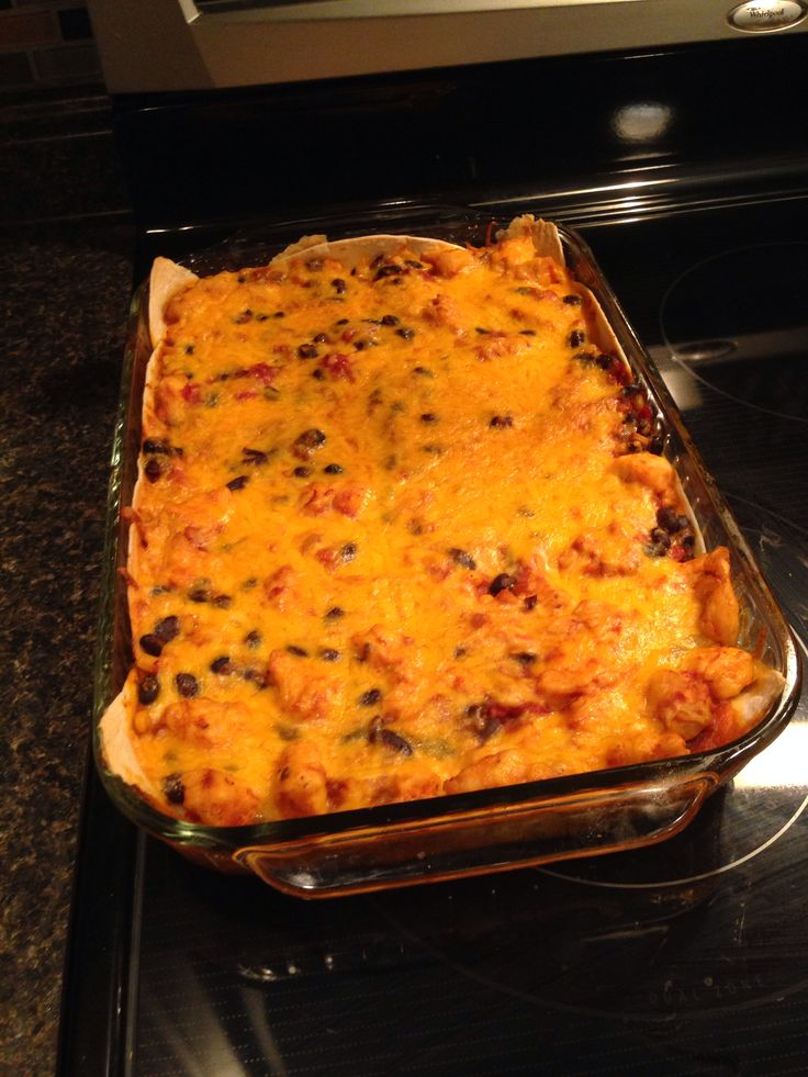 Quesadilla Casserole Recipes — Dishmaps