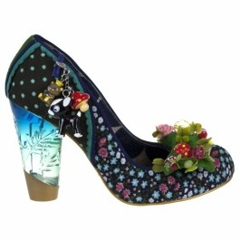 Irregular Choice Budda Multi Womens Shoes - Sale