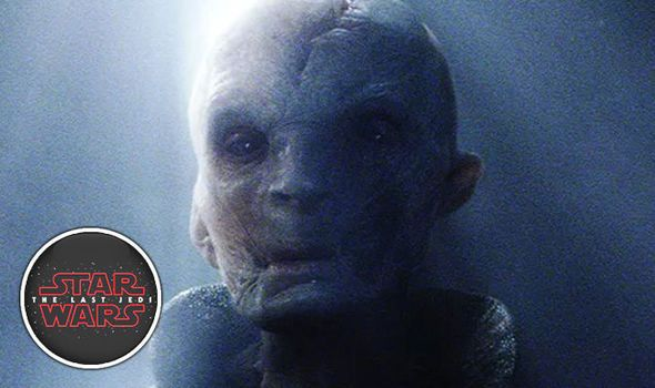 Star Wars eight leak: NEW Snoke particulars emerge for The Final Jedi - 'He'll seize victory'LUCASFILM Supreme Leader Snoke will be seen again in Star Wars 8It has long been thought among fans online that Andy Serkis's character will be seen in the flesh in The Last Jedi, after only appearing as a hologram in 2015's The Force Awakens. Now, a leaked description of the character from toy company Hasbro has surfaced on Reddit and seems to clarify that he'll have a more active role going…