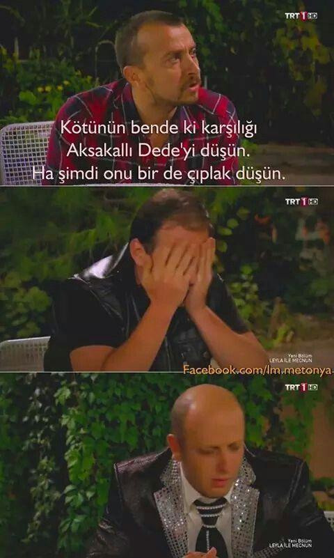 Aksakallı Dede :))