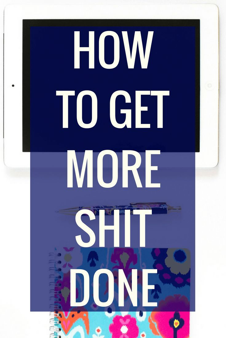 productivity tips from super successful WAHM