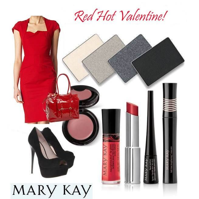 mary kay valentine's day sale ideas
