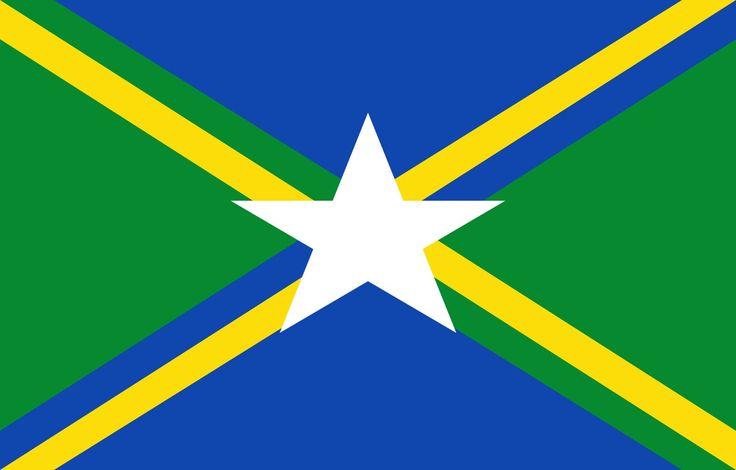 RONDONIA BRASILE BANDIERA   Bandiere Brasile   Compra Bandiere Brasile su Twenga !