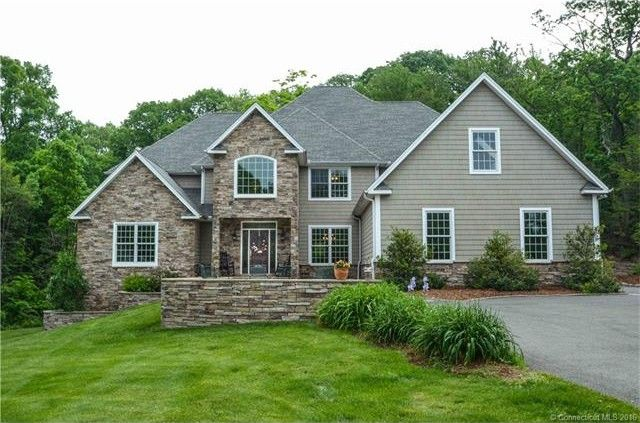 WOW HOUSE: $875K Custom Home On Cul-De-Sac Bordering Forest Conservation Land - Rocky Hill, CT Patch