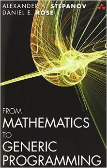 Stepanov and Rose introduce the relevant abstract algebra and number theory with exceptional clarity. They carefully explain the problems mathematicians first needed to solve, and then show how these mathematical solutions translate to generic programming and the creation of more effective and elegant code. To demonstrate the crucial role these mathematical principles play in many modern applications.