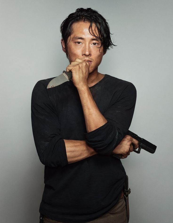 The Walking Dead • Glenn • Steven Yeun