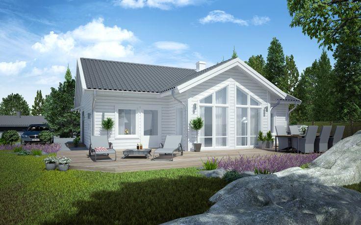 Vårgårdahus - Villa Lodalen