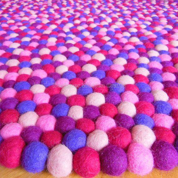 die besten 20 teppich lila ideen auf pinterest lila. Black Bedroom Furniture Sets. Home Design Ideas