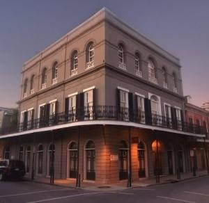 Haunted houses of the American South: LaLaurie Mansion, New Orleans, Louisiana