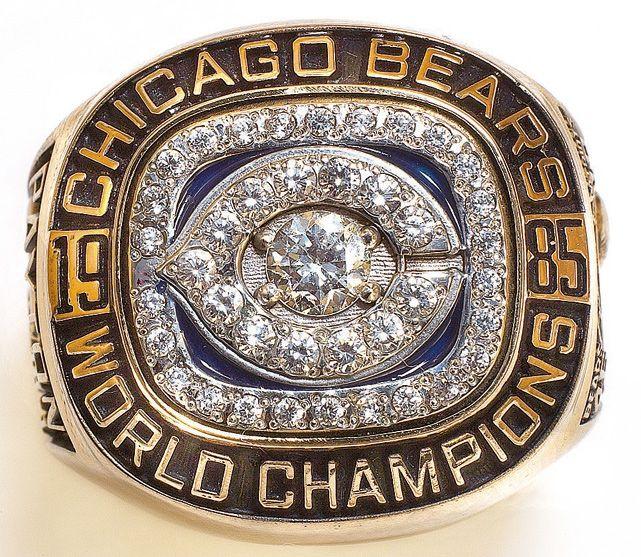 Chicago Bears - Super Bowl XX