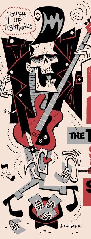 Derek Yaniger illustration