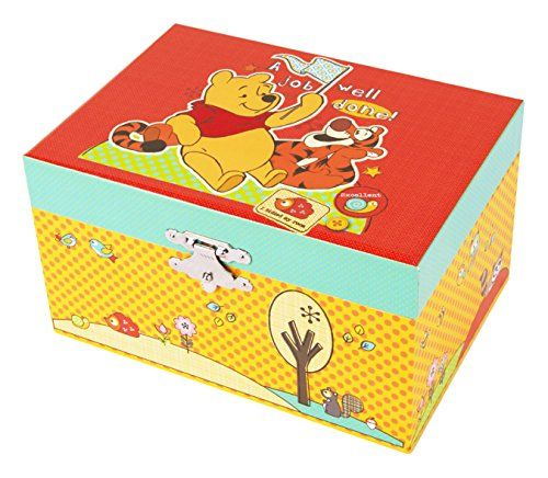 """Trousselier Spieluhr S50100 - Disney-Motiv """"Winnie The Pooh"""" Kompakt-Serie (Spieldosen, Musikdosen, Spieluhren), das ideale Geschenk - http://schmuckhaus.online/original-trousselier-paris/trousselier-spieluhr-s50100-disney-motiv-winnie"""