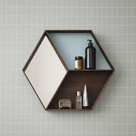 Køb Ferm Living - Wall wonder mirror