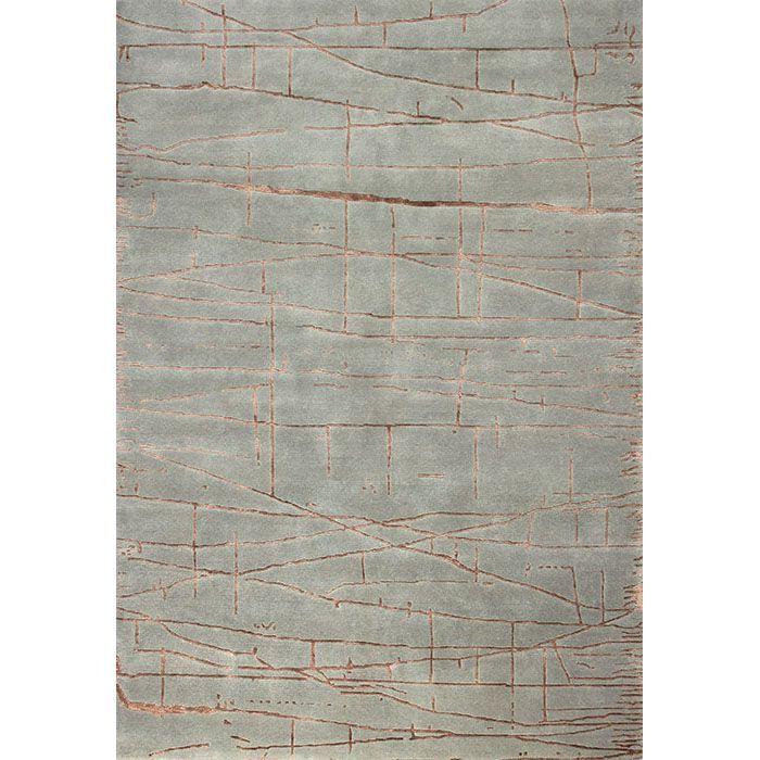 Ковер Линии Наска Nazca Aqua #rug #carpet #designer