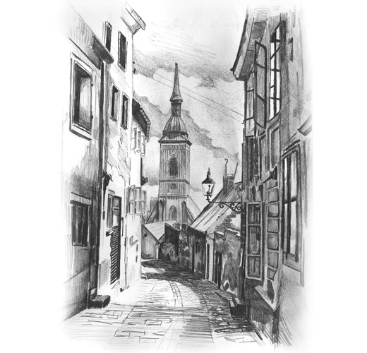 Staré mesto, Bratislava - SLOVAKIA