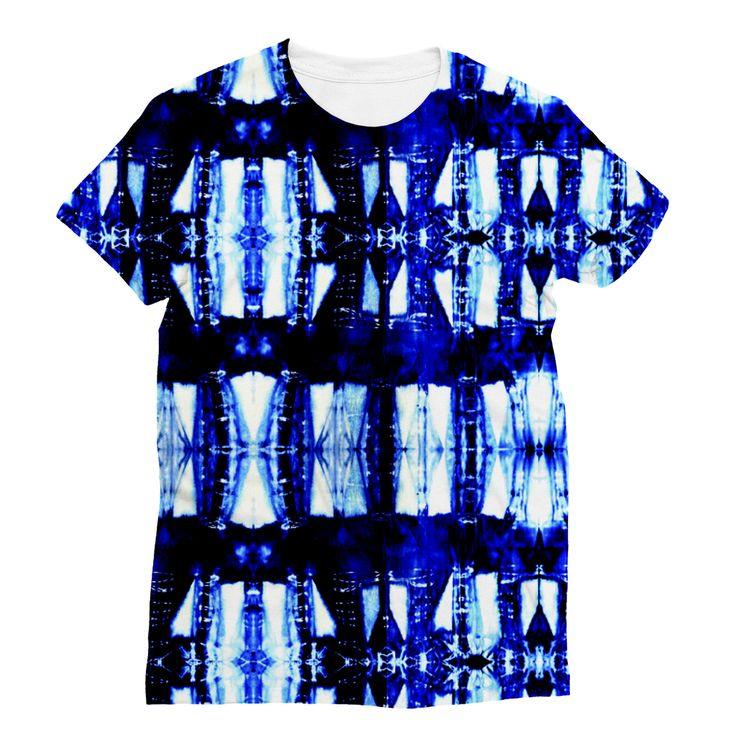 Cobalt Cool Shades T-Shirt https://blooom-store.myshopify.com/products/sublimation-t-shirt-2