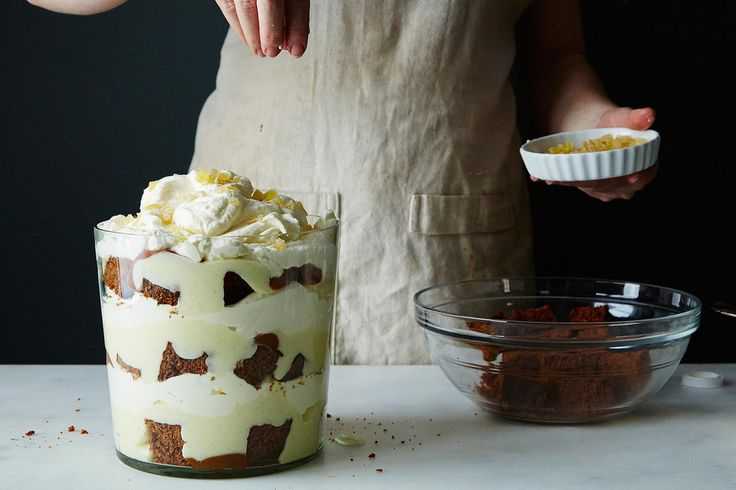 how to make trifle without a recipe