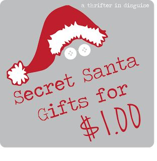 Never knew the Dollar Tree was a viable holiday shopping option? Here are 10 really cool Secret Santa gifts that cost $1!
