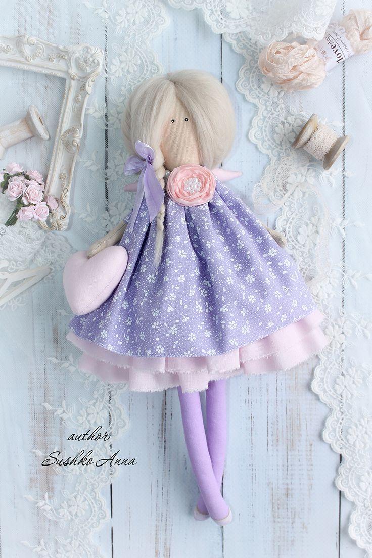 Тильда.  Tilda dolls, dolls https://annasushko.jimdo.com/