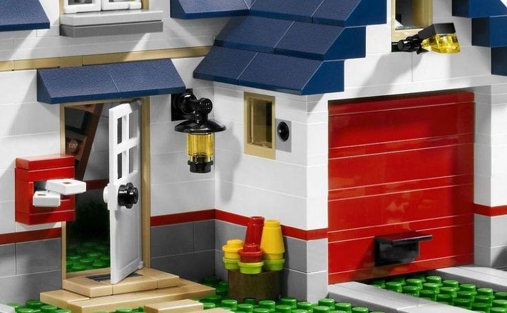 Lego 5891 Creator: The Apple Tree House