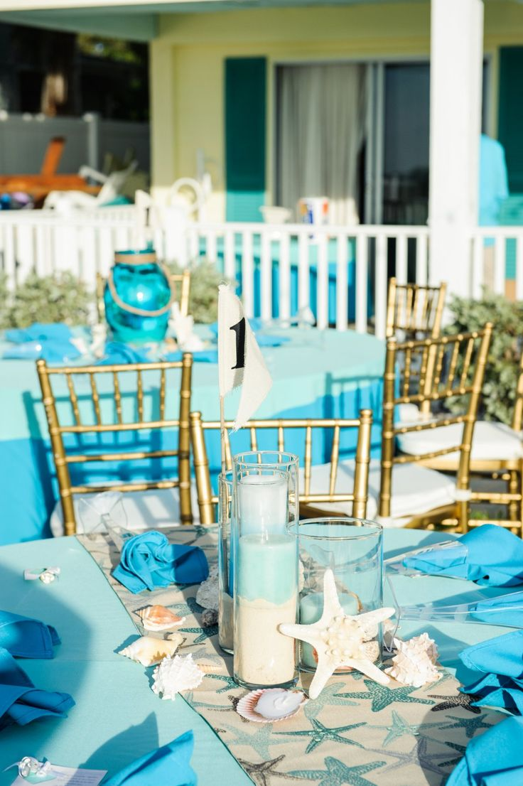 our certified wedding planner desiree munera created this caribbean themed reception for our