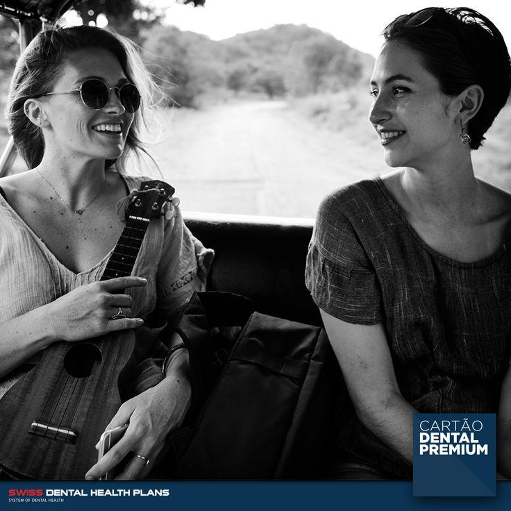 Uma boca saudável ajuda a que consiga comunicar melhor e auxilia a interação com os outros. Nunca mais se sinta constrangido a sorrir e lembre-se que a saúde oral está ao seu alcance, basta aderir ao Cartão Dental Premium. O Cartão que faz sorrir por um preço Low Cost! ----- SAIBA TUDO EM http://cartaodentalpremium.com/#comoaderir > 800 CAR TAO / 800 227 826 #SwissDentalHealthPlans #CartãoDentalPremium #CartãoDeSaúde #Clínica #Implantes #Dentista #SorriaMais