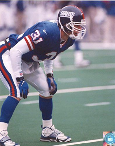 Jason Sehorn New York Giants Photos