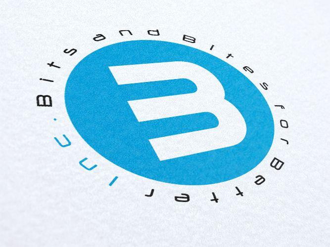 Bits & Bites For Better Inc Logo Design