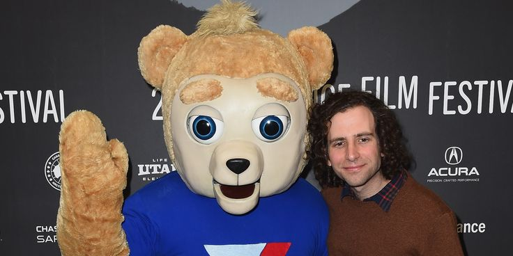 "SNL star Kyle Mooney's new movie ""Brigsby Bear"" is all about '80s nostalgia and the character was even inspired by Teddy Ruxpin. Mooney himself is super-nostalgic  he has an ALF poster above his bed"