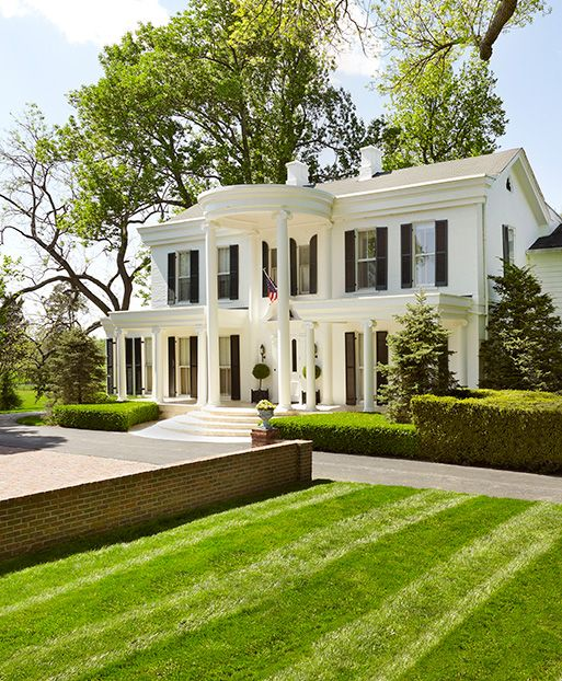 federal style house colors home style gallery for gt federal style house plans