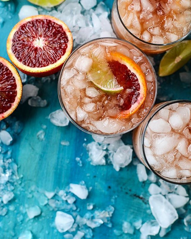 happy thirsty thursday! there is a blood orange tequila fizz on the blog today for your weekend imbibing. . . . http://www.howsweeteats.com/2017/01/blood-orange-tequila-fizz/ . . . #f52grams #fwx #buzzfeast #eeeeeats #feedfeed #foodblogfeed #foodandwine #beautifulcuisines #bhgfood #marthafood #RSlove #thekitchn #gloobyfood #bareaders #theeverygirl #foodblogeats #eatingfortheinsta #ABMfoodie #eattheworld #huffposttaste #lifeandthyme #thatsdarling #howsweeteats #pursuepretty #mywilliamssonoma…