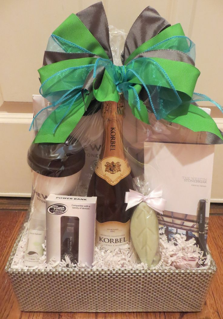 17 Best Images About Custom Charity Gift Baskets On
